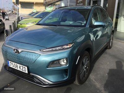 usado Hyundai Kona EV 150kW 204CV Tecno