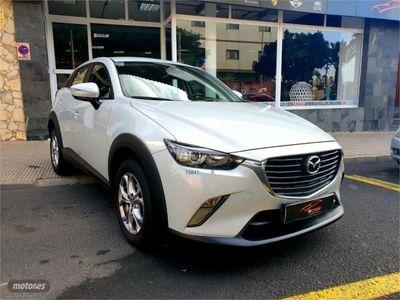 used Mazda CX-3 2.0 SKYACTIV GE Style 2WD AT