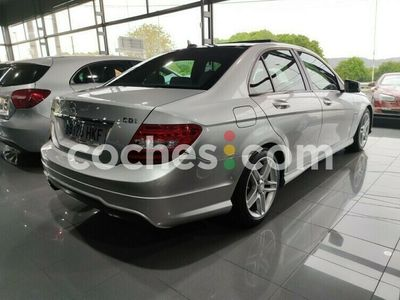 usado Mercedes 170 Clase C C 220cdi Be Elegancecv en Lugo