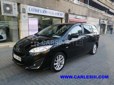 usado Mazda 5 1.6 CRTD 115cv Luxury