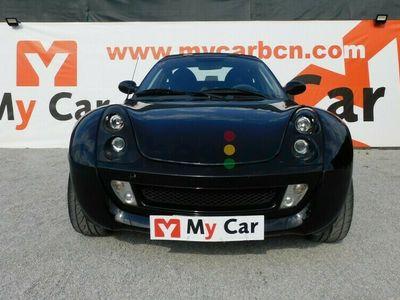 usado Smart Roadster 82 Aut. 82 cv en Barcelona
