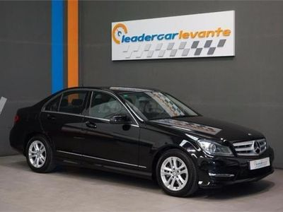 usado Mercedes C220 Clase CCdi Blue Efficiency Avantgarde 4p. -13
