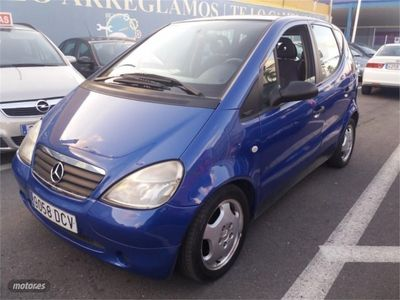second-hand Mercedes A170 Clase ACDI CLASSIC