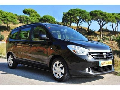 usado Dacia Lodgy 1.5dCi Ambiance 5pl MUY CUIDADA !!IMPECABLE!
