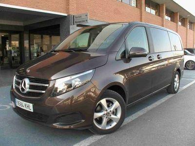 usado Mercedes V220 Largo