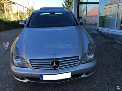usado Mercedes CLS320 Clase ClsCdi 4p. -08
