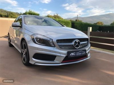 second-hand Mercedes A250 Clase AAut. AMG Line