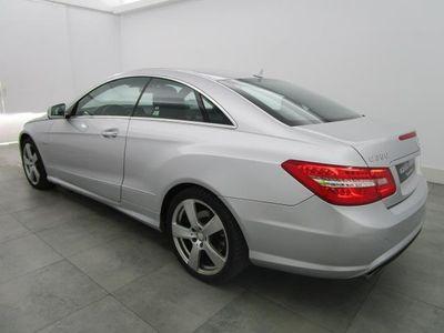 usado Mercedes E350 CDI BlueEFFICIENCY Coupe