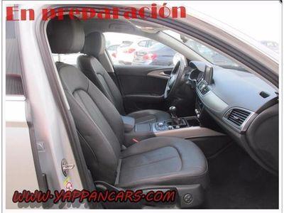 usado Audi A6 3.0TDI 204 nacional NAVI XENON CUERO