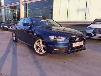 usado Audi A4 A42.0TDI CD S line edition Q.