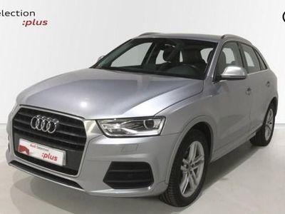 usado Audi Q3 sport edition 2.0 TDI 110 kW (150 CV) S tronic Diésel Gris Plata matriculado el 08/2016