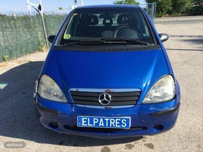usado Mercedes A140 Clase AAVANTGARDE