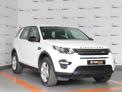 usado Land Rover Discovery Sport 2.0 ED4 110KW 2WD PURE 5P