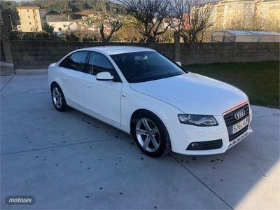 brugt Audi A4 2.0 TDI 143cv