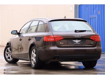 usado Audi A4 Avant 2.0TDI DPF CUERO GPS BOLA IMPECABLE