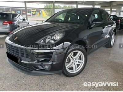 brugt Porsche Macan MacanPA*SH*TM*8LMF*EU6