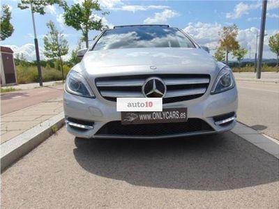 usado Mercedes B180 180CDI BE 7G-DCT navi,bixenon,techo,piel mixta