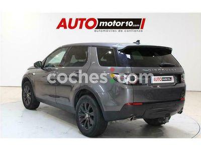 usado Land Rover Discovery Sport 2.0td4 Hse 4x4 Aut. 150 150 cv en Cadiz