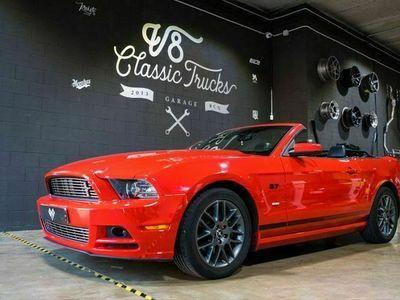 usado Ford Mustang Mustang 2.3 EcoBoost 314cvAut. Conv.
