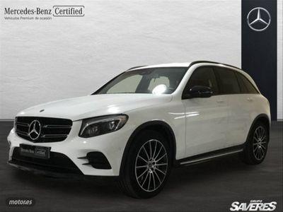 usado Mercedes GLC350 GLCd 4MATIC