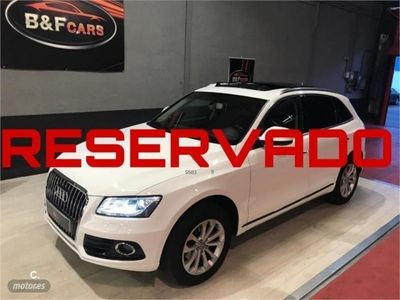 usado Audi Q5 2.0 TDI 177CV quattro S tron Advanced ed