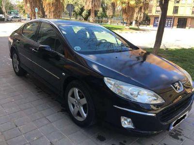 usado Peugeot 407 Premium HDI 136 Automatico
