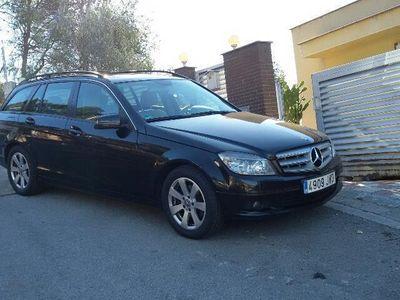 usado Mercedes C200 Estate CDI Elegance Aut.