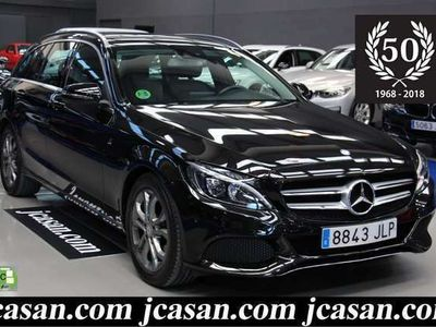 usado Mercedes C220 d Estate
