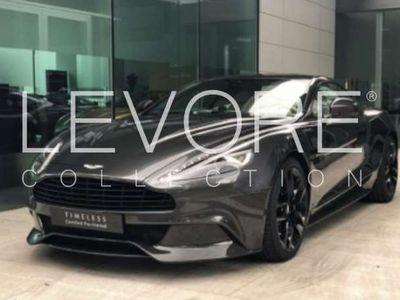 usado Aston Martin Vanquish
