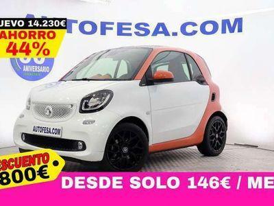 usado Smart ForTwo Coupé Coupé 1.0 71cv Passion 3p # TECHO PANORAMICO