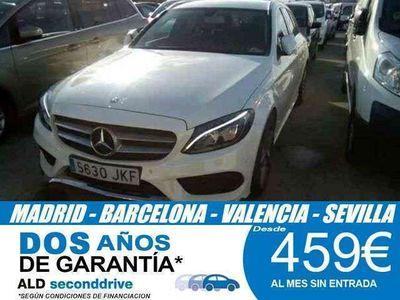 usado Mercedes C220 d Estate 4Matic 7G Plus