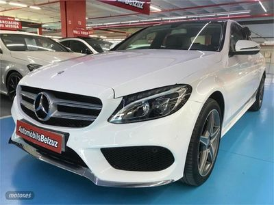 used Mercedes C220 d AMG Line 7G Plus 125kW (170CV)