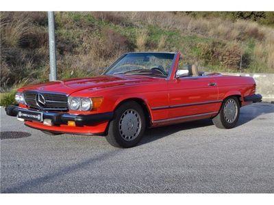 usado Mercedes 560 SL