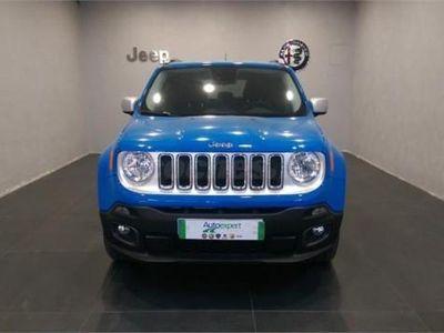 usado Jeep Renegade 2.0 Mjet Limited 4x4 140 Cv Auto Ad Low 5p. -15