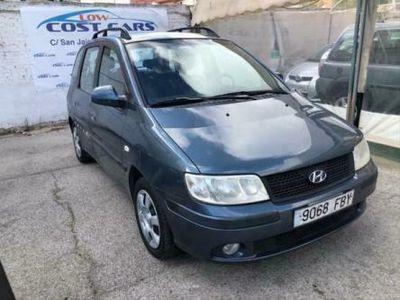 usado Hyundai Matrix 1.5 CRDi 16v 110cv GLS