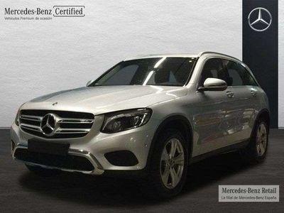 usado Mercedes GLC250 Clase4Matic Exclusive