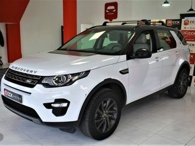usado Land Rover Discovery 2.0L TD4 132kW 180CV Pure 4WD