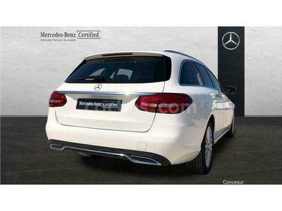usado Mercedes 200 Clase C C Estate9g-tronic 150 cv