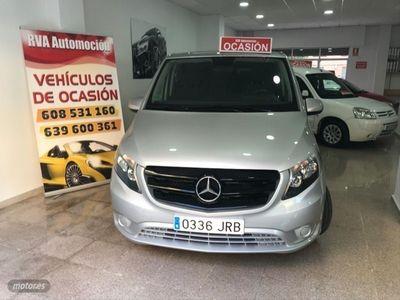 usado Mercedes Vito 111 CDI Tourer Select Larga