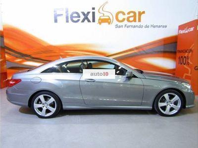 usado Mercedes E350 CLCDI Blue Efficiency Elegance