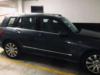 used Mercedes GLK220 CDI BE 4M Aut.