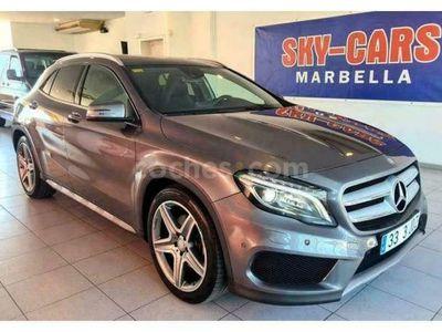 usado Mercedes 170 Clase Gla Gla 220cdi Amg Line 4matic 7g-dctcv en Malaga