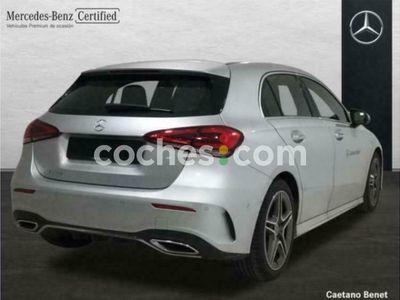 usado Mercedes A180 Clase A8g-dct 116 cv en Malaga