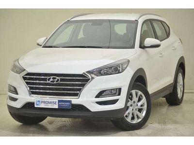 usado Hyundai Tucson 1.6 GDi Klass 4X2 97 kW (132 CV)