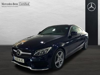 used Mercedes C250 Clase Cd Coupe AMG Line
