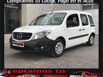 usado Mercedes Citan 109 Cdi Tourer Select Largo 5p. -15