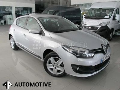 usado Renault Mégane Business dCi 70 kW (95 CV) 5p