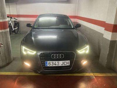 usado Audi A5 Sportback 2.0TDI Multitronic 150 EU6