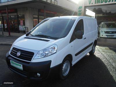 usado Fiat Scudo 2.0 MJT 130cv H1 12 Comfort Corto