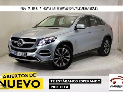 usado Mercedes 350 GLE COUPE D 4MATIC 5P